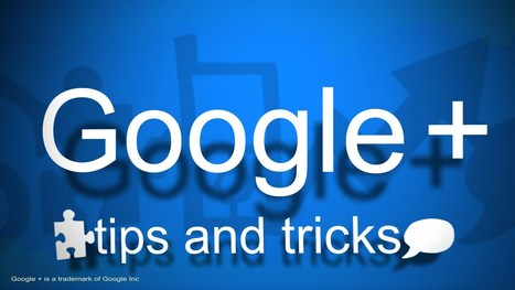 Introduction to Google Plus | social media | Scoop.it