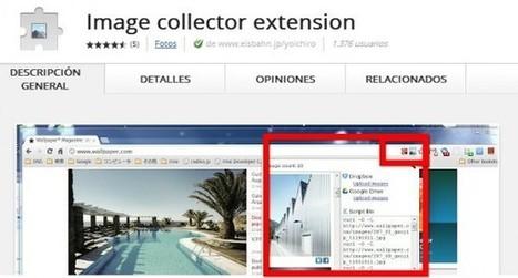Guarda con un click todas las imágenes de una web en tu Dropbox o Google Drive [Chrome] | VIM | Scoop.it