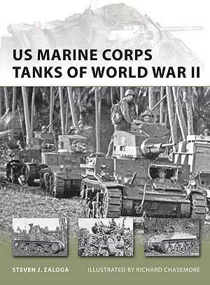 US Marine Corps Tanks of World War II – NEW VANGUARD 186   History Around the Net   Scoop.it