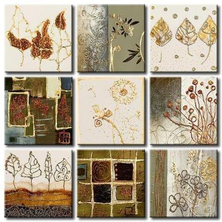 Impresionante colección de 30 cuadros tr...