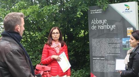 À Hambye : Kit M, le guide touristique sur son téléphone | UseNum - Culture | Scoop.it