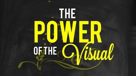 The Power of the Visual for learning | Resources for Teaching | Scoop.it