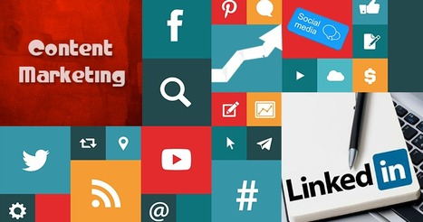 How to Make Content Marketing on LinkedIn Stronger | Social Media | Scoop.it