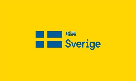 Country of Sweden Unveils New Brand Identity | Corporate Identity | Scoop.it