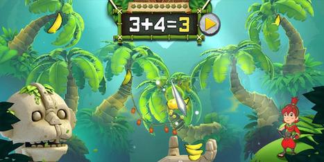 Fruit Ninja Math Master, juego interesante de matemáticas | matematica | Scoop.it