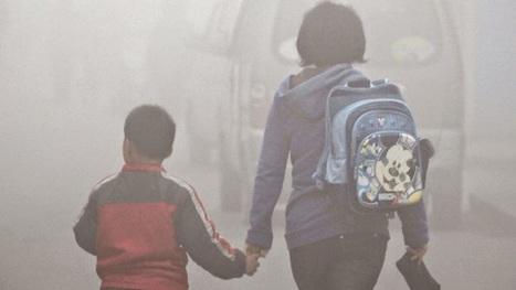 Nature alerte: 14/10/2014...Chine: Les écoles de Pékin sont autorisées à fermer à cause du smog | Communiqu'Ethique sur la santé et celle de la planette | Scoop.it