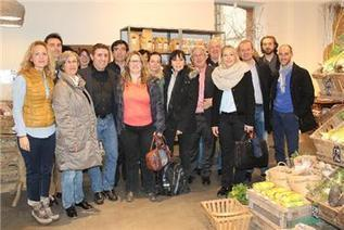 Los centros de Atades Huesca reciben la visita de una delegación francesa | cooperation España-France-Andorra | Scoop.it