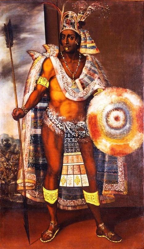 Moctezuma Xocoyotzin. | La gran Tenochtitlán y sus fundadores los aztecas | Scoop.it