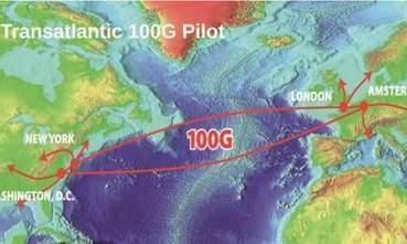 Data-snelweg dwars door zee - ScienceGuide | Surf informatie | Scoop.it
