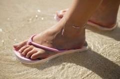 En 'nu-pieds', légèreté et hygiène   le confort des pieds   Scoop.it