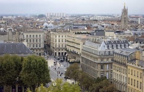 Bordeaux dans le Top 3 des grandes agglomérations les plus «Business friendly» | Expériences RH - L'actualité des Ressources Humaines | Scoop.it