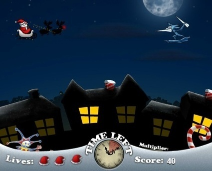 Santa vs Jack - Another Christmas based Matmi game | Online Web Games | Scoop.it