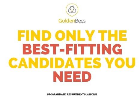 Golden Bees, le recrutement par l'impression publicitaire | Notre Revue de Presse | Scoop.it