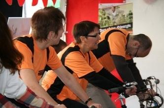 """""""Tous pleins d'énergie"""" : Des vélos interactifs pour s'amuser, s'informer, agir   partage&collaboratif   Scoop.it"""