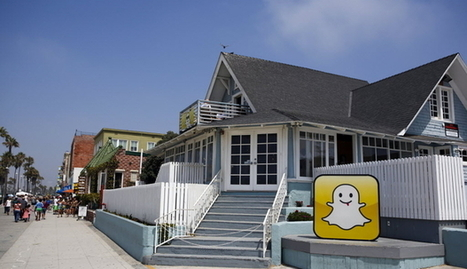 Why Facebook Wants Snapchat But Doesn't Need It - Bloomberg | Social Media | Scoop.it