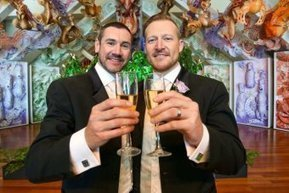 Australian gay couple marry in NZ as same-sex marriage comes into force - ABC News (Australian Broadcasting Corporation) | Same-sex marriage | Scoop.it