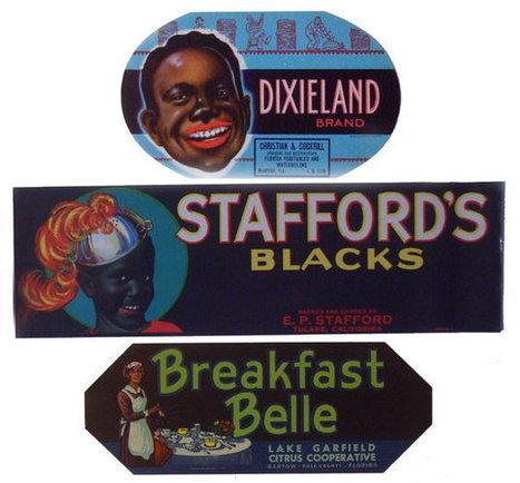 Vintage Fruit & Vegetable Crate Labels Lot - Breakfast Belle - Dixieland - Stafford's Blacks | Daily Paper | Scoop.it