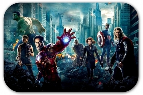What 'The Avengers' can teach you about writing | Articles | 21st Century Education for 21st Century Educators | Scoop.it