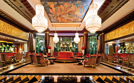 Take A Paris 1920s Art Deco Tour - Forbes Travel Guide Blog | FASHION & LIFESTYLE! | Scoop.it