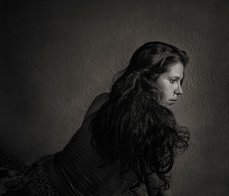 Call me Heena  | Photographer: Shahria Sharmin | BLACK AND WHITE | Scoop.it