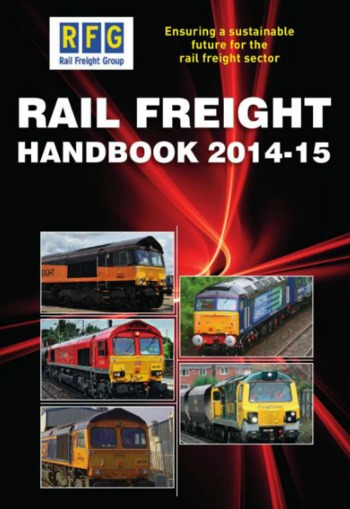 (EN) - RFG Handbook 2013-2014 | Rail Freight Group | Glossarissimo! | Scoop.it