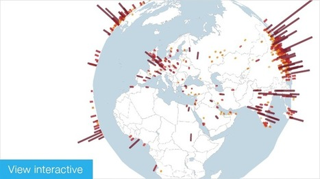 Urban world: Mapping the economic power of cities | McKinsey & Company | Mr Tony's Geography Stuff | Scoop.it