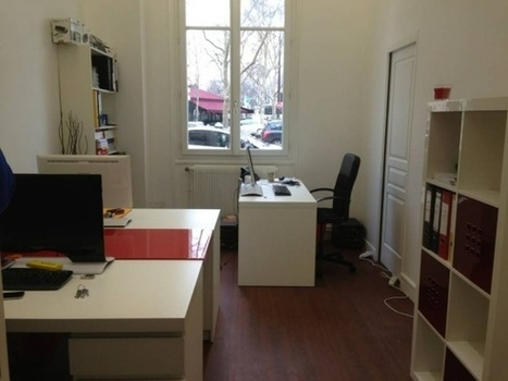 Espaces de Coworking : Trouvez votre bureau ! | Tiers lieux - Coworking & Co | Scoop.it