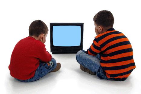 El abuso de televisión de los niños en Navidad puede ocasionar problemas visuales | Salud Visual 2.0 | Scoop.it