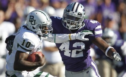 Cotton Bowl Countdown: K-State players can say they've beaten a Heisman winner | K-Stated | Wichita Eagle Blogs | All Things Wildcats | Scoop.it