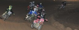 Baer and Minor Share Wins at Shippensburg ST | California Flat Track Racing | Scoop.it
