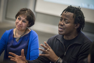 John Akomfrah and Lina Gopaul at MIT | art move | Scoop.it