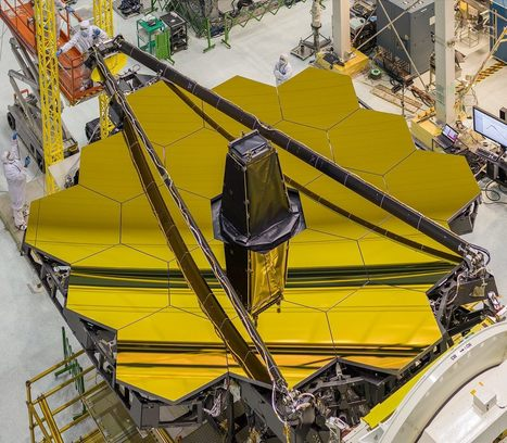 James Webb Space Telescope Takes The Gloves Off - Universe Today | Heron | Scoop.it