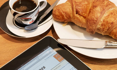 Free Wi-Fi with that coffee? Why cafes are embracing an age of connectivity | Technoculture | Scoop.it