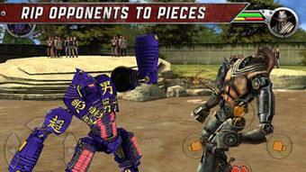 Real Steel HD v1.0.46 Apk + Data Android | Android Game Apps | Android Games Apps | Scoop.it