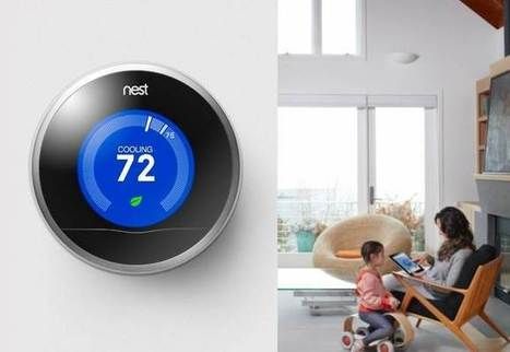 Behavior-tracking Nest won't share your info with Google, CEO says - NBCNews.com | Nest | Scoop.it