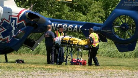 Woman Injured After Fall From Horse in Trumbull County - WKBN/WYFX-TV | Horses | Scoop.it