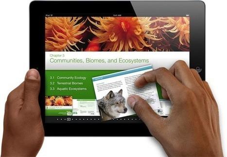 davidtouvet.com/blog » Les textbooks et le elearning réinventés par Apple | Apprendre ++ | Scoop.it