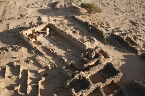 Hallan monasterio bizantino en el norte de Sudán | Arqueologia | Blogue Visualidades | Scoop.it