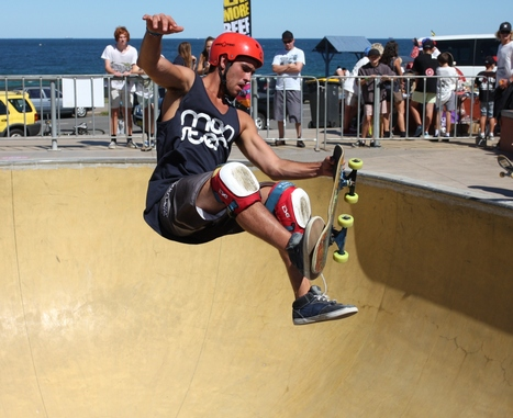 How to Become a Sponsored Skateboarder | Net News Online | Scoop.it