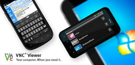 VNC Viewer 1.2.6.109857 APK Free Download ~ MU Android APK | anyway | Scoop.it