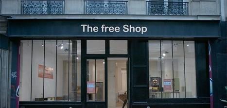 #ThefreeShop un #magasin où tout est #gratuit ouvre à #Paris | RSE et Développement Durable | Scoop.it