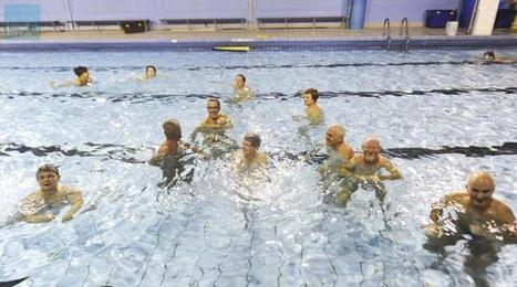 Insolite. La piscine le mardi au Mans, c'est tout nu ! | camping l'orée de l'océan vendée | Scoop.it