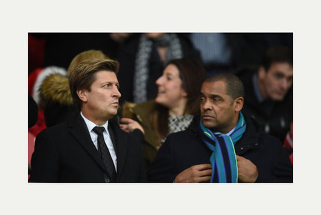 Crystal Palace owner Steve Parish announces new record as season ticket prices are frozen | Direct Debit & Card Payments for Salesforce | Scoop.it