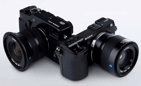 Optiques Carl Zeiss Touit pour Fuji X et Sony NEX | 100% e-Media | Scoop.it