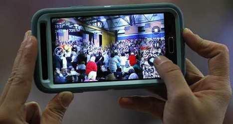 Présidentielle américaine: Snapchat, la meilleure arme pour cibler les jeunes | Social Media - Marketing - Communication | Scoop.it