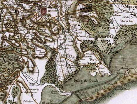 Des Suisses à Montpellier au XVIe siècle 6. Un peu de tourisme | GenealoNet | Scoop.it