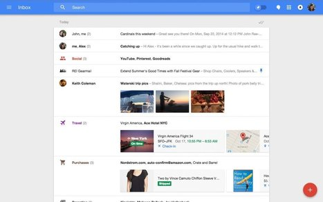 Google Has A New App To Reinvent Email | GooglePlus News | Scoop.it