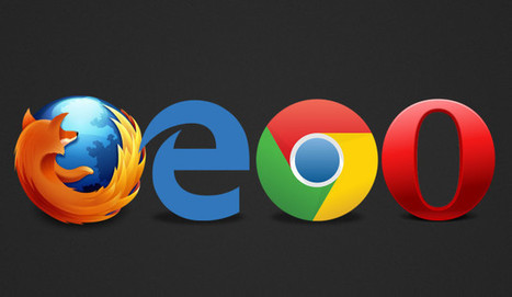 Which Browser Is Best? Edge vs. Chrome vs. Opera vs. Firefox | Websites I Found So You Don't Need To | Scoop.it