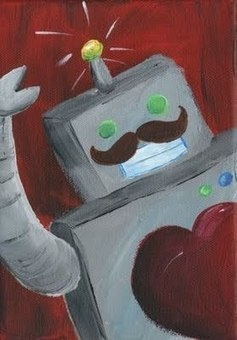 CreatiVIVE: le mot du jour: ROBOT | Vintage, Robots, Photos, Pub, Années 50 | Scoop.it