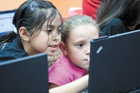 'Code the Town' takes over Mission - Progresstimes | Kidpreneur | Scoop.it